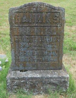 "Geraldine Ann ""Jerrie"" <I>Wilson</I> Rankins"