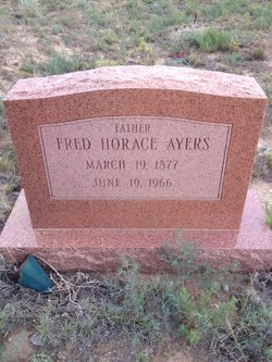 Fred Horace Ayers