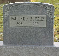 Mildred Pauline <I>Heater</I> Buckley