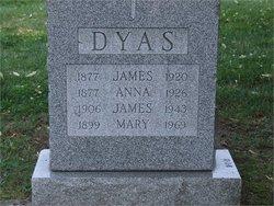 """Anna """"Annie"""" <I>Flanagan</I> Dyas"""