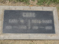 Rose Mary Core