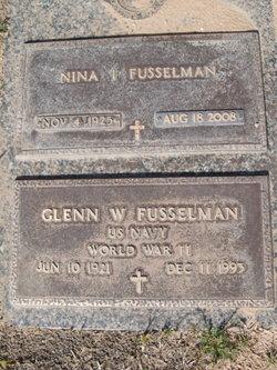 Glenn W Fusselman