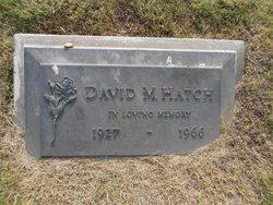 David Morton Hatch