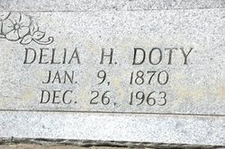 Delia H Doty
