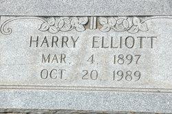 Harry Elliott