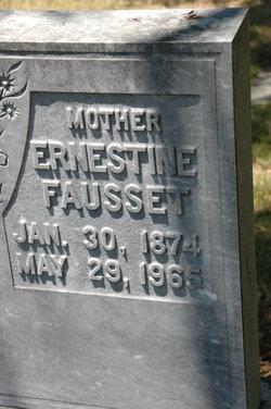 Ernestine <I>Diehl</I> Fausset