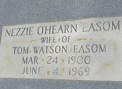 Nezzie <I>O'Hearn</I> Easom