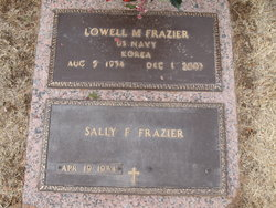 Lowell M Frazier
