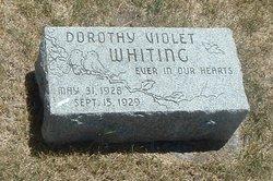 Dorothy Violet Whiting