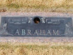 Robert F Abraham