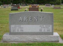 Alta <I>Arent</I> Adam