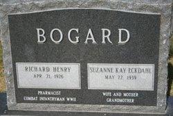 Suzanne Kay <I>Eckdahl</I> Bogard