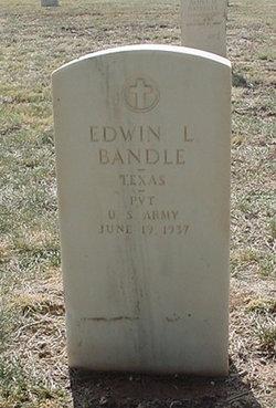 Edwin Lee Bandle