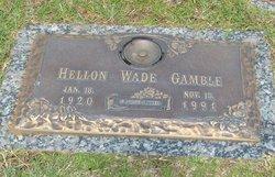 Hellon Wade Gamble