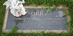 Mary Ohrn <I>Tkach</I> Orr