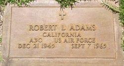 """Robert L """"Bob"""" Adams"""