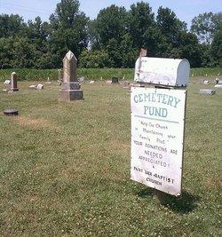 Paint Lick Baptist Church Cemetery