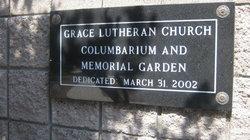Grace Lutheran Church Columbarium and Memorial Gar