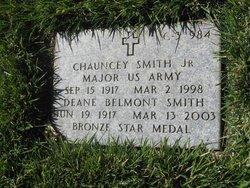 Chauncey Smith, Jr
