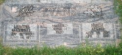 Hugh Alvah Evans