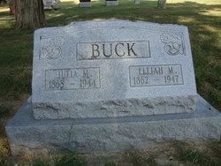 Julia Melisa <I>Culwell</I> Buck