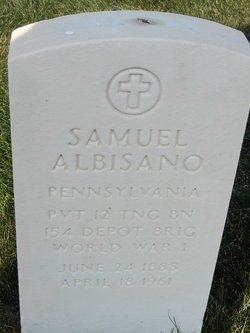 Sam Albisano