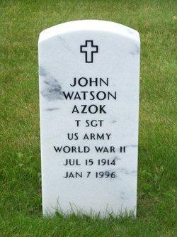 John Watson Azok