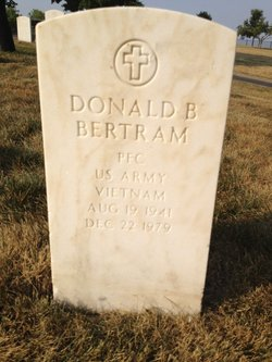 Donald B Bertram