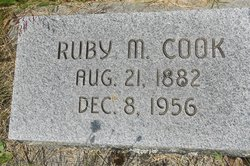 Ruby M. Cook
