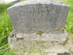 Edward Baker Anderson