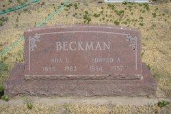 Ada Bertha Beckman