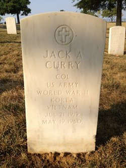 Jack Arthur Curry