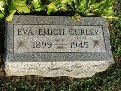 Eva <I>Emigh</I> Curley