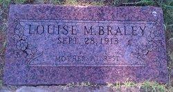 Louise Mary <I>Braley</I> Waugh