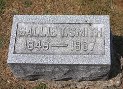 "Sarah Catherine ""Sallie"" <I>Thomas</I> Smith"