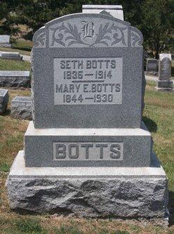 Mary Elizabeth <I>Smith</I> Botts