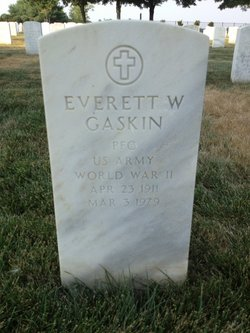 Everett W Gaskin