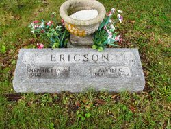 Alvin Curtis Ericson