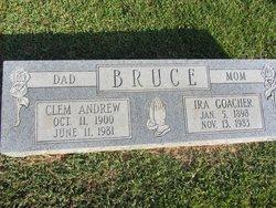 """Clemons Andrew """"Clem"""" Bruce"""