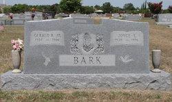 Joyce Elizabeth <I>Dietrich</I> Bark