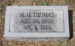 Miles Hart Thomas