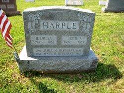 Hannah Louisa Harple