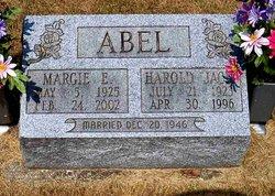 """Harold """"Jack"""" Abel"""