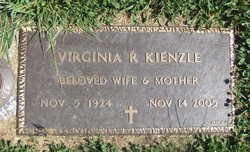 Virginia R Kienzle