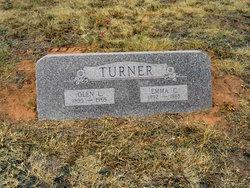 Emma Claudia <I>Starr</I> Turner