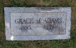 Grace Muriel <I>Fenton</I> Adams