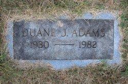 Duane J. Adams