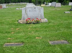 Jessie Ida <I>Rowe</I> Besse