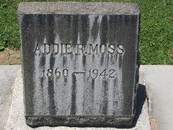 Addie <I>Rood</I> Moss