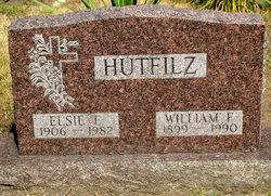 """William F. """"Bill"""" Hutfilz"""